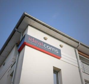 Les bureaux idealcoms agence web, 9 bd de Bretagne, Angoulême