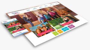 Site internet Horizons du Monde : une réalisation web idealcoms