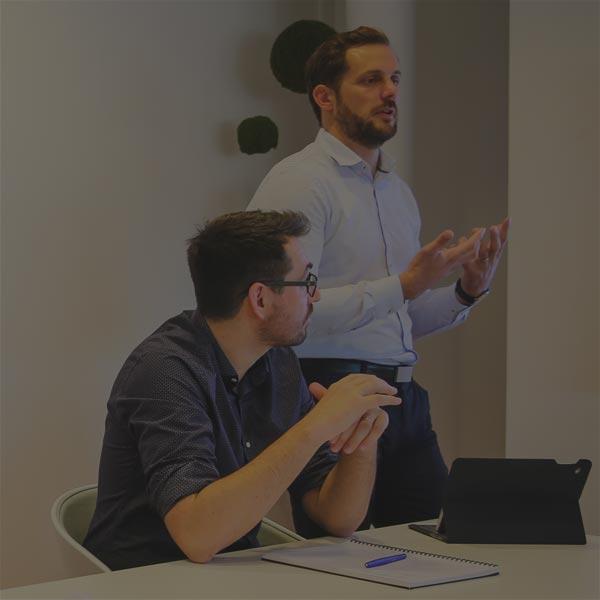 idealcoms agence web : conseil en stratégie digitale.