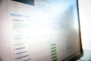 Performance technique des sites internet réalisés par idealcoms.
