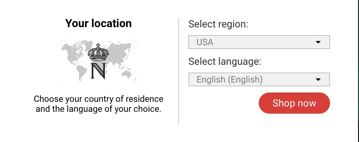 Site e-commerce multi-lingues