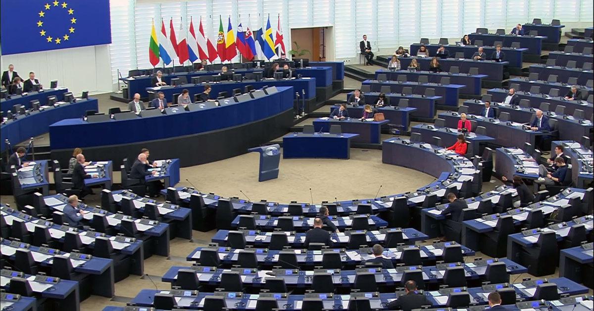 La Commission européenne présente son plan de relance post-Covid-19.